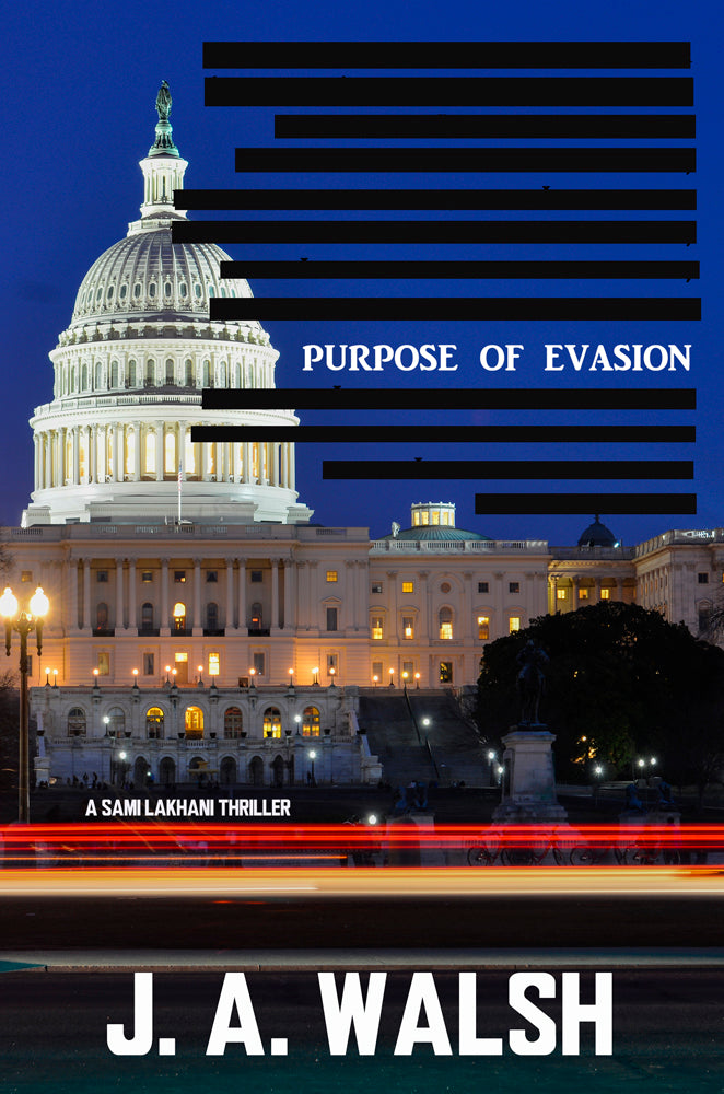"JA Walsh's ""Purpose of Evasion"" tops Milford House Press bestsellers for June"