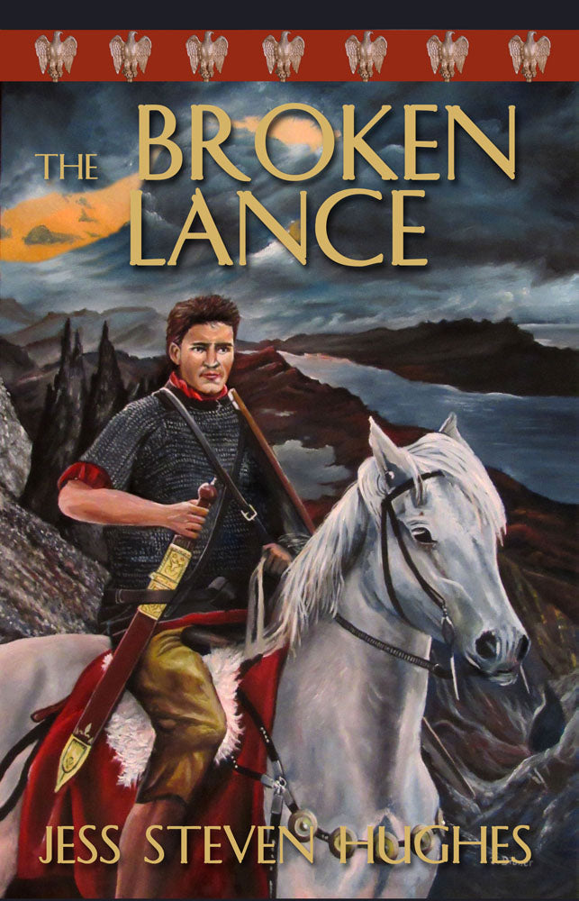 "Jess Steven Hughes' latest novel, ""The Broken Lance,"" draws high praise"