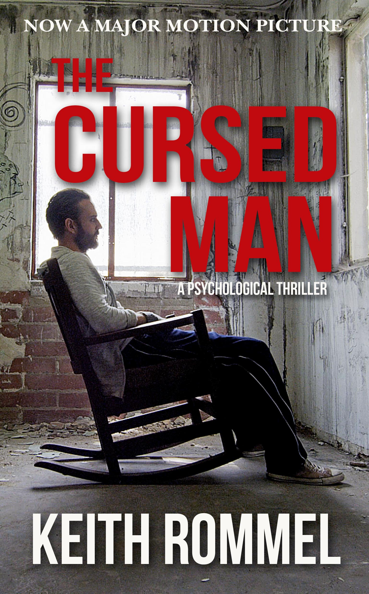 "Keith Rommel takes the top spot at Hellbender Books for December with ""The Cursed Man"""