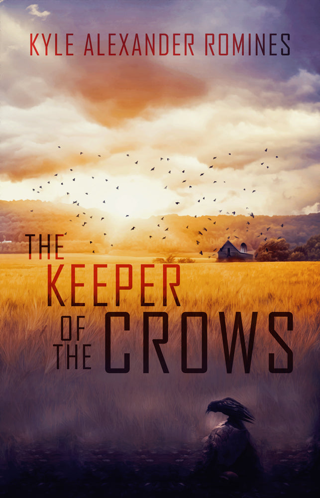 "Romine's ""The Keeper of the Crows"" returns to #1 at Hellbender Books for April"