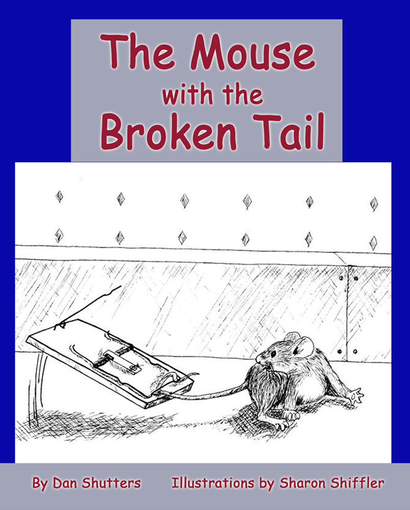 "Dan Shutter's ""The Mouse with the Broken Tail"" is the Speckled Egg Press bestseller for December"