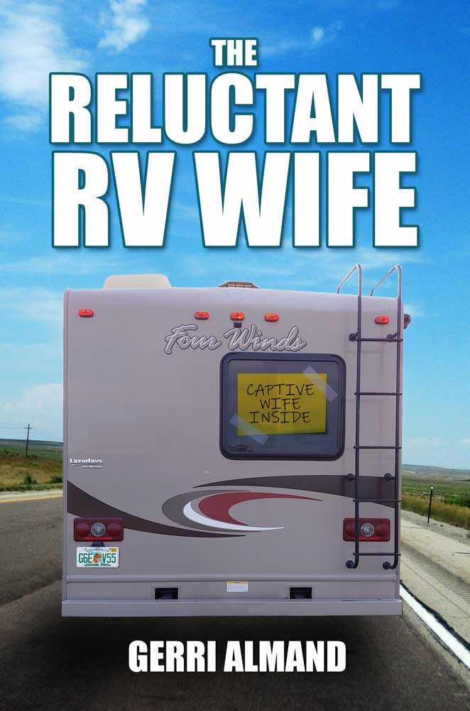 "Gerri Almand's ""The Reluctant RV Wife"" is the Brown Posey Press bestseller for August"