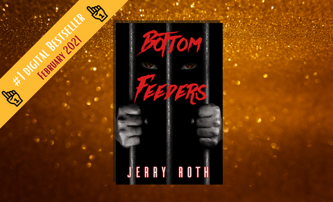 Bottom Feeders is a #1 bestselling fiction title from Hellbender Books