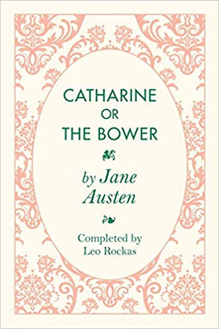 Catharine or the bower by jane austen cover photo