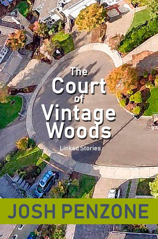 Court of Vintage Woods is a literary short story collection from Josh Penzone