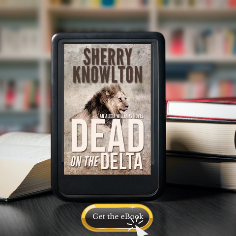 Dead on the Delta eBook Sherry Knowlton