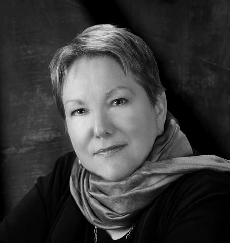 Author photo for Ginny Fite of Possession, a ghost historical novel