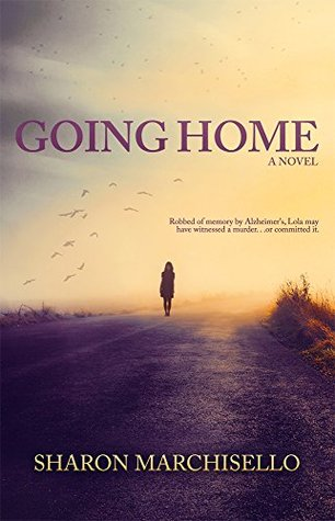 going home sharon marchisello book cover murder mystery