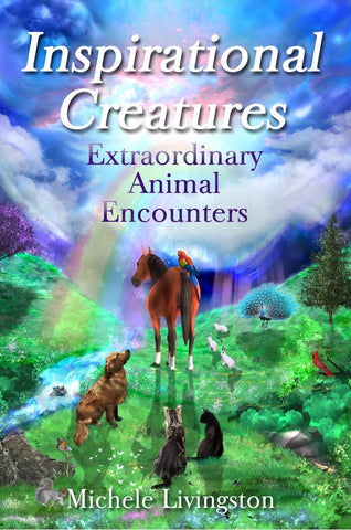 inspirational creatures book cover
