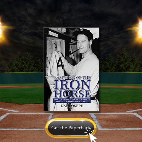 Last Ride of the Iron Horse paperback photo