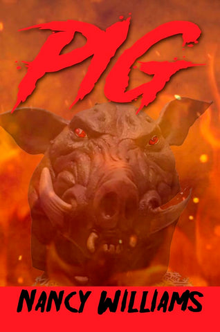 Pig by Nancy Williams book cover