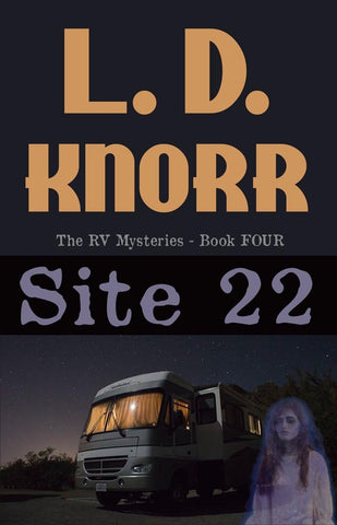 Site 22 book cover LD Knorr