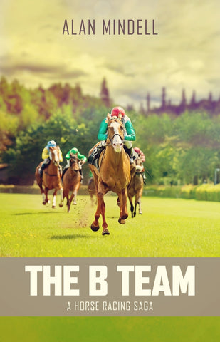the b team by alan mindell book cover