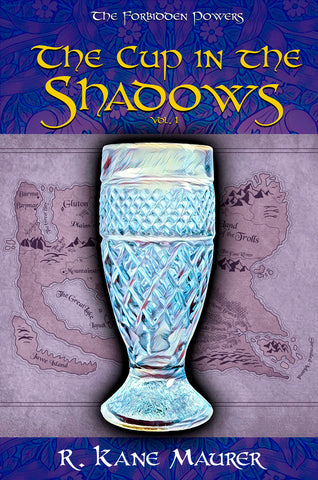 The cup in the shadows by r kane maurer