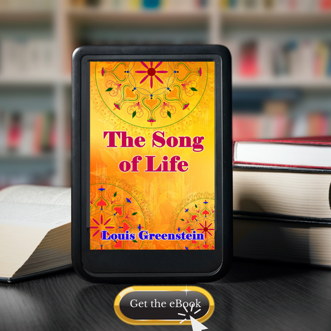 The Song of Life by Louis Greenstein eBook photo