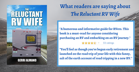 what readers are saying about the reluctant rv wife by gerri almand