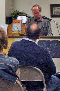 """Fred Burton reads from """"The Old Songs"""""""