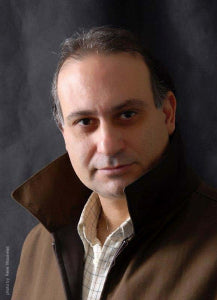 Author Karim El Koussa (photo by Rene Mouawad)