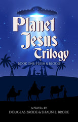 Planet Jesus v1: Flesh & Blood