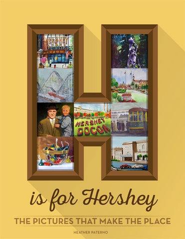 H is for Hershey