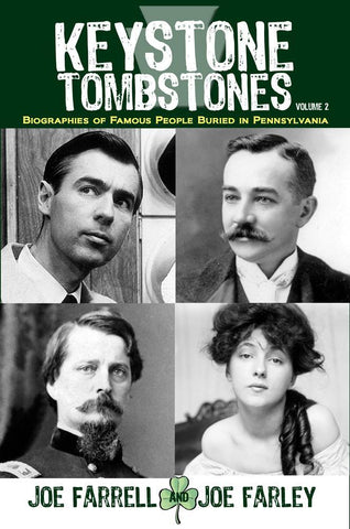 Keystone Tombstones - Volume 2