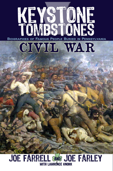 Keystone Tombstones - Civil War