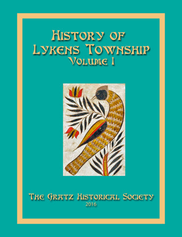 History of Lykens Township Volume 1