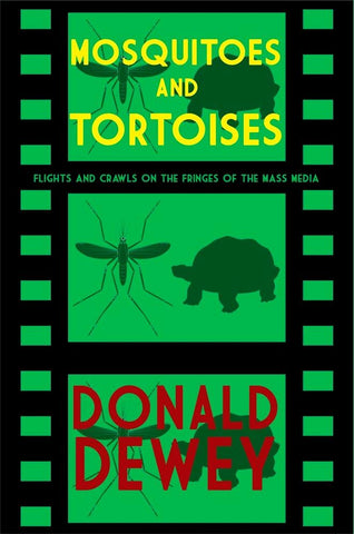 Mosquitoes and Tortoises: Flights and Crawls on the Fringes of the Mass Media