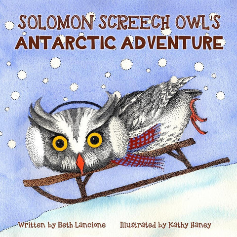 Solomon Screech Owl's Antarctic Adventure