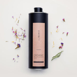 Wild Flowers organic Body Lotion Refill 1000ml
