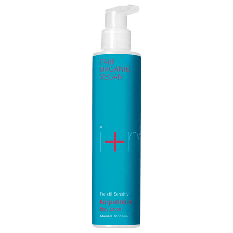 Freistil Sensitiv Body Lotion Almond • Sea Buckthorn