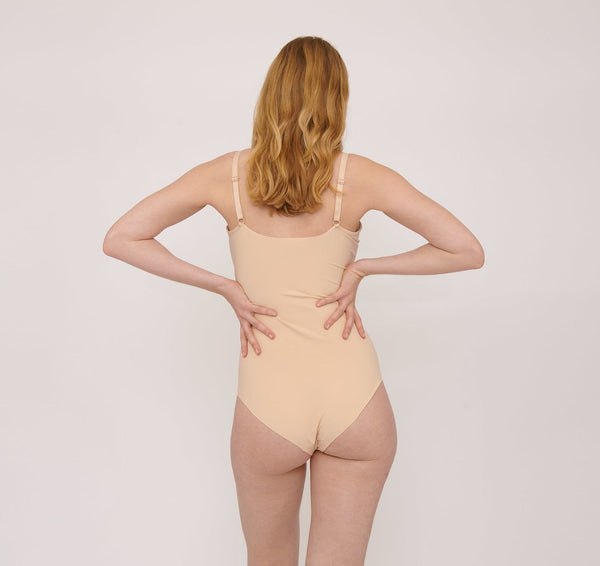 Invisible Cheeky Body Rose Nude