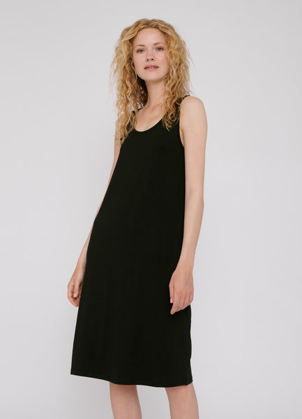 TENCEL™ Lite Dress Black