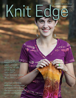 Knit Edge, Issue 8