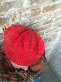 Brandywine hat pattern (printed or PDF download)