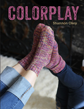 Colorplay Socks pattern (PDF ebook)