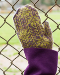 Iðunn's Garden mitten pattern (PDF download)