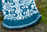 Halldora mitten pattern (PDF download)