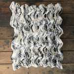 Shadowtime cowl pattern (printed or PDF download)