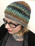Darlington hat pattern (printed and PDF download)