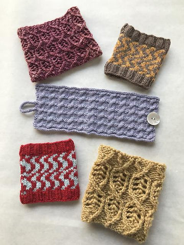 Cozytown cozies pattern (printed and PDF download)