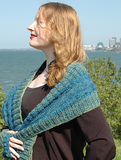 Katalin mitts and shawl pattern (PDF download)