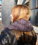 Minu cowl pattern (PDF download)