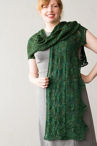 Osiris Shawl (pdf download)