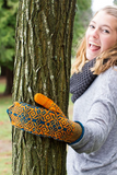 Sindri mitten pattern (PDF download)