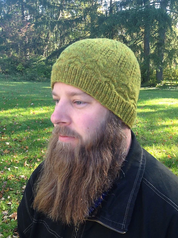 Xylem hat pattern (PDF download)