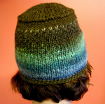 Dissolve hat pattern (PDF download)