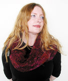 Ennis cowl pattern (PDF download)