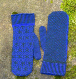 Eydis mitten pattern (PDF download)