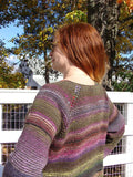 Farmstand sweater pattern (printed)